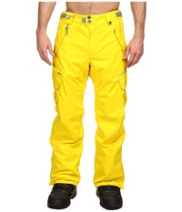 686 Authentic Smarty Cargo Pant Regular Lava Men's Outerwear Red