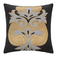 Roberto Cavalli Doge Bed Cushion 40X40cm Gold