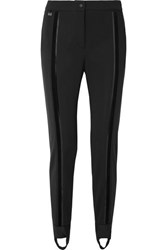 Fendi Stretch Ski Stirrup Pants Black