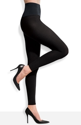 Commando Footless Tights Black