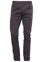 United Colors Of Benetton Trousers Anthracite
