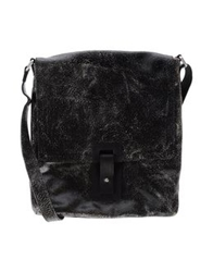 Orciani Under Arm Bags Black