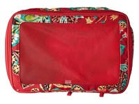 Vera Bradley Large Expandable Packing Cube Rumba Bags Red