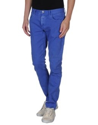 Closed Denim Pants Bright Blue