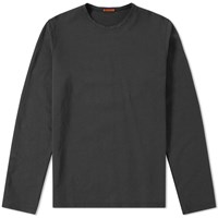 Barena Luigi Long Sleeve Tee Black
