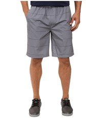 Travis Mathew Polk Quiet Shade Men's Clothing Gray