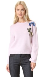 Giambattista Valli Cashmere Sweater Light Pink