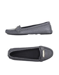 Burberry London Footwear Moccasins Women Grey