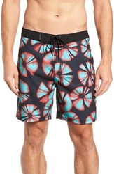Hurley Mix Tape Board Shorts Black