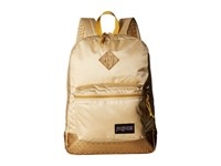 Jansport Super Fx Gold 3D Stars 1 Backpack Bags