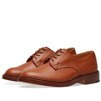 Tricker's Kendal Derby Shoe Brown