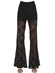 Ma'an Flared Lace Pants