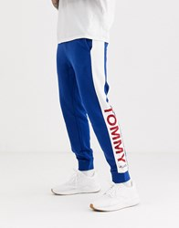 Tommy Jeans Colourblock Joggers Multi