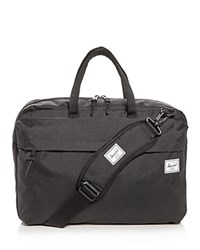 Herschel Supply Co. Sandford Briefcase Black