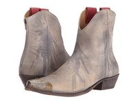 Free People Lost Trail Ankle Boot Light Grey Women's Pull On Boots Gray