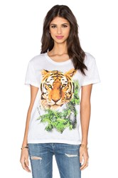 Chaser Jungle Tiger Tee White