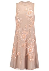 Miss Selfridge Victoria Cocktail Dress Party Dress Pink Rose
