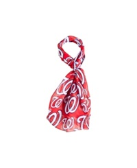 Forever Collectibles Washington Nationals All Over Logo Infinity Scarf Red