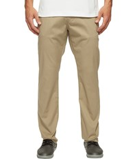 Travis Mathew Jet Pants Khaki Men's Casual Pants
