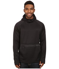 686 Glcr Exploration Pullover Tech Fleece Black Men's Fleece