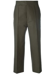 Marni Tailored Trousers Brown