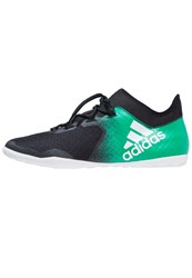 Adidas Performance X Tango 16.2 In Indoor Football Boots Core Black Crystal White Core Green