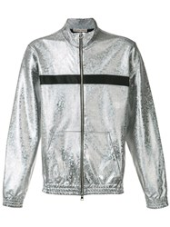 Emiliano Rinaldi Velow Jacket Metallic