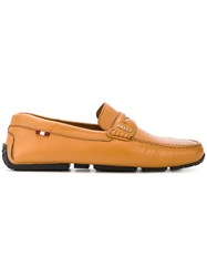 Bally Pavel Loafers Brown