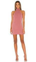 Katie May It's Freezing Dress In Mauve. Mulberry