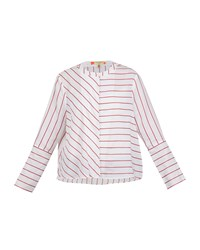 Ted Baker Immeny Striped Shirt White