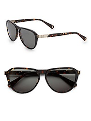 Sperry Concord Teardrop Sunglasses Tortoise
