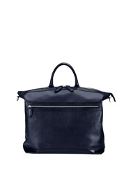 Aspinal Of London Anderson Tote Blue