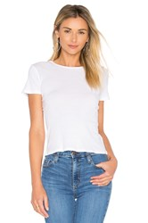 Project Social T Tiny Crew Neck Tee White
