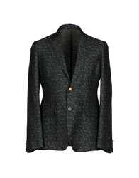 Brian Dales Suits And Jackets Blazers Men Green