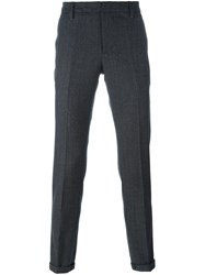 Dondup 'Gaubert' Tailored Trousers Grey