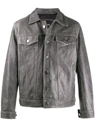 Blood Brother Haiko Leather Jacket 60