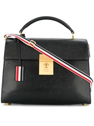 Thom Browne Unstructured Mrs. Jr. 28X19 Black