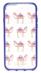 Kate Spade New York Camel March Iphone 7 Case Clear Multi