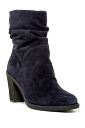 Vince Camuto Parka Slouch Bootie Blue
