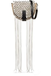 J.W.Anderson Jw Anderson Bike Small Embellished Leather Neutral