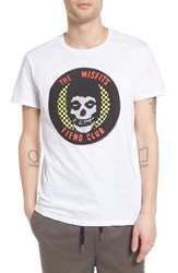 The Rail Men's Misfits Fiend Club Graphic T Shirt