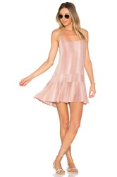 Indah Juniper Mini Dress Rose