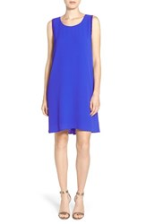 Petite Women's Pleione Beaded A Line Shift Dress