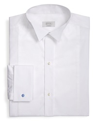 Eton Of Sweden Classic Wing Tip Bib Formal Dress Shirt Regular Fit White
