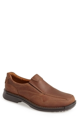 Ecco 'Fusion' Slip On Men Cocoa Brown