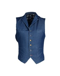 Brian Dales Suits And Jackets Waistcoats Men Blue
