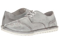 Marsell Laceless Wingtip White Women's Shoes