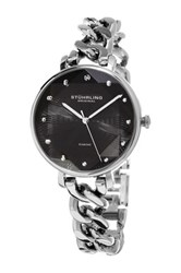 Stuhrling Women's Vogue 596 Diamond Watch Gray