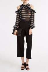Preen Terry Trousers Black