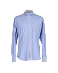 Dekker Shirts Shirts Men Blue